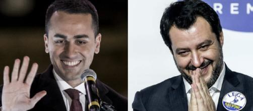 Salvini - Di Maio - foto tratta da seguonews.it