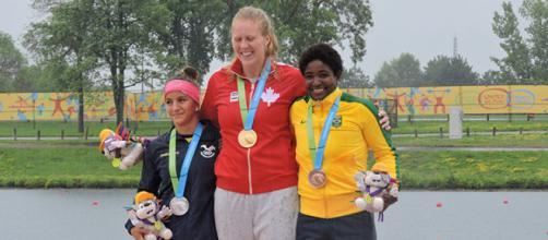 Valdenice pode ganhar medalhas para a canoagem, mas esbarra na falta de apoio