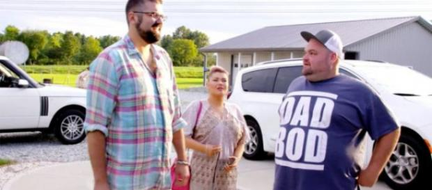 Amber Portwood appears on 'Teen Mom OG' with Gary Shirley. [Photo via MTV/YouTube]