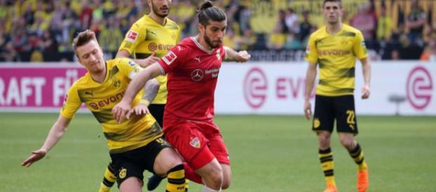 "Borussia Dortmund gegen VfB Stuttgart: ""Wir müssen weiter scharf ... - stuttgarter-zeitung.de"