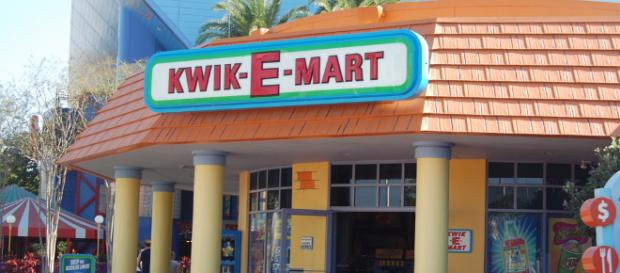 Kwik-E-Mart from 'The Simpsons.' [Image credit: Jay Malone via Flickr]