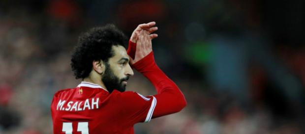 La star de Liverpool Mohamed Salah est ciblé par deux cadors européens !