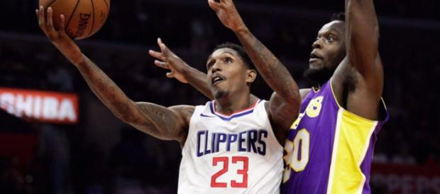 Lou Williams could win his second Sixth Man of the Year award. [Image via Chris Smoove/YouTube]