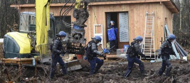 Notre-Dame-des-Landes. Des policiers s'inquiètent de l'évacuation - ouest-france.fr