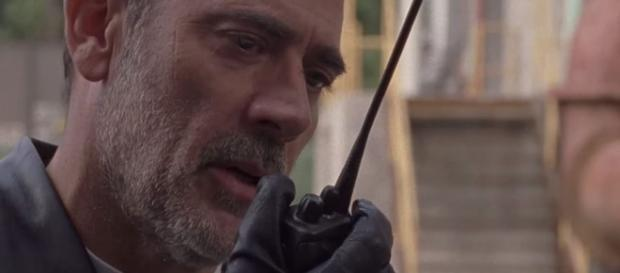The Walking Dead 8x15: il ritorno di Negan al Santuario