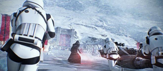 EA : Bientôt un jeu vidéo Star Wars en monde ouvert !
