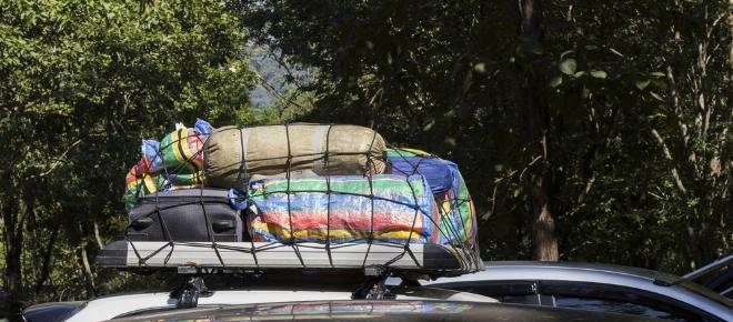 Racks e bagageiros de teto: descubra qual é o modelo ideal para o seu carro