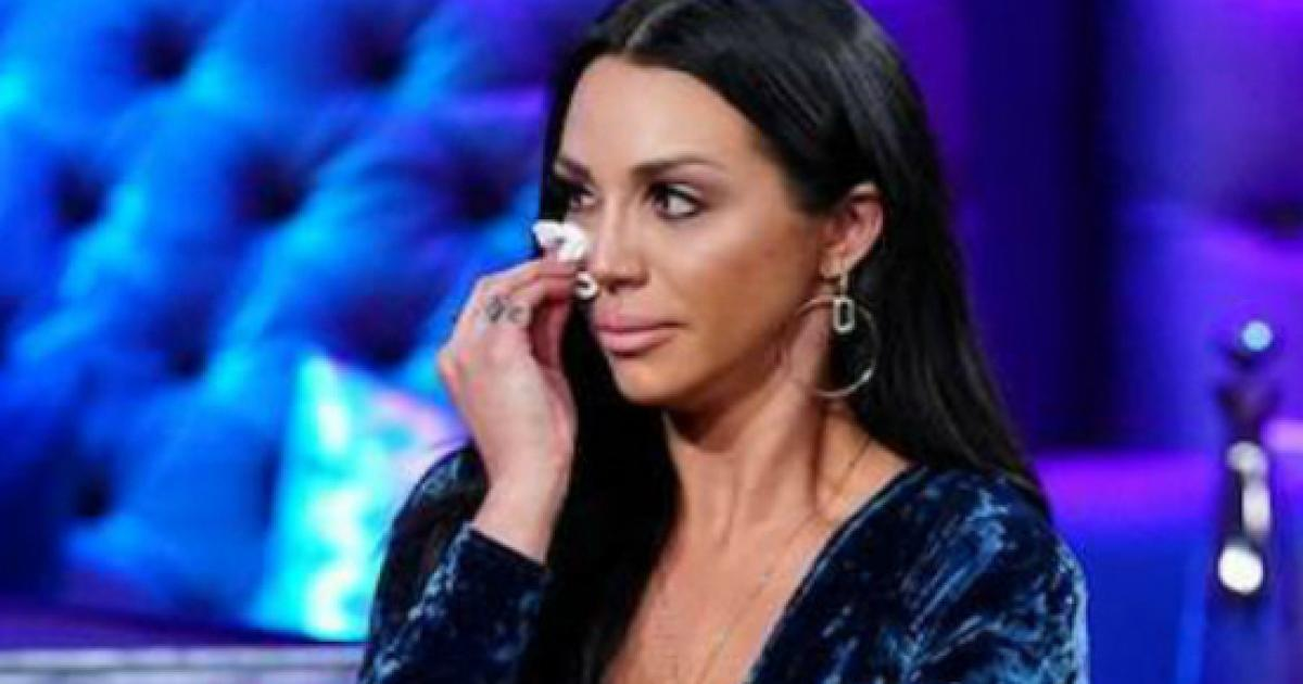 Scheana Marie Cries About Rob Mike Shay Never Left Me Because Of The Show