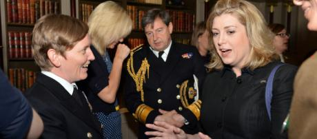 Armed Forces Minister Penny Mordaunt on diversity in the military ... - gov.uk