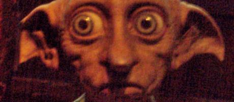 Dobby the heroic house elf teaches us a lesson in sacrifice. [User918 - Wikimedia Commons]