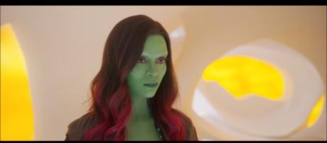 Guardians of the Galaxy vol. 2 : Mantis - Mind Reading Scene [Image Credit: The Film Bits 666/YouTube screeancap]
