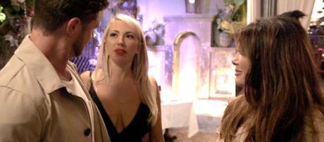 Patrick Meagher is seen on 'Vanderpump Rules' with Lisa Vanderpump. [Photo via Bravo TV/YouTube]