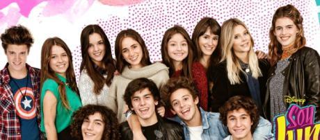 Soy Luna: ¡la historia de amor entre amigos!