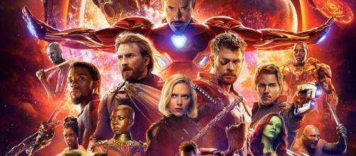 A partir de ahora, Avengers: Infinity War cuenta con $ 641 millones en todo el mundo con más estrenos internacionales
