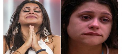 Ana Paula desmentiu boatos de suicídio