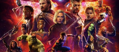 Avengers: Infinity War encabeza el gasto en anuncios de TV de Tops Studios