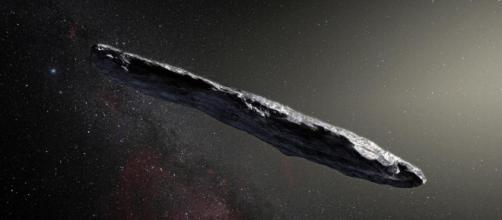 el misterioso asteroide interestelar que cruzó el sistema solar