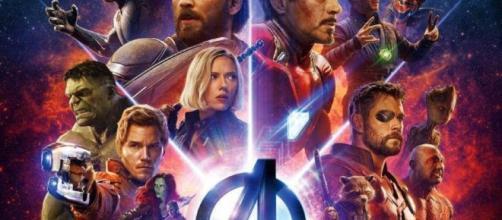 Fuertes escenas en el comienzo de Infinity War.
