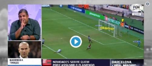 Informações foram dadas pelo repórter dos canais Fox, no programa Expediente Futebol. (Fonte: Canais Fox Sports).