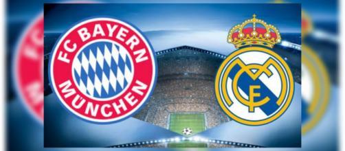 Jogo decisivo na tarde de hoje, com Real Madrid e Bayern pela Liga dos Campeões