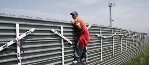 La frontera entre Estados Unidos y México