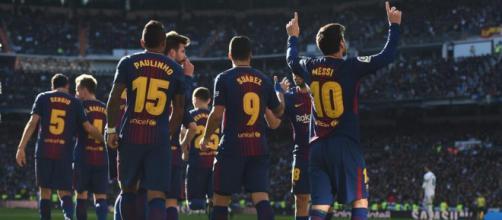 Las bajas para la siguiente campaña del Barça