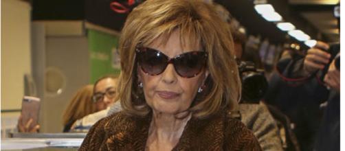 María Teresa Campos, presentadora de televisión