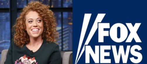 Michelle Wolf, Fox News, via Twitter