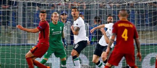 Roma Liverpool: film della partita