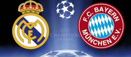 Semifinal da Liga dos Campeões: Real x Bayern ao vivo. (foto reprodução).