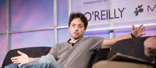 Sergey Brin / Wikimedia Commons