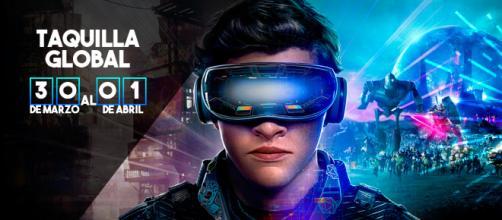 Taquilla global: Ready Player One y Spielberg conquistaron   Cine ... - com.mx