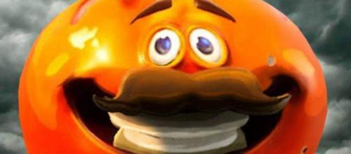 Tomatohead en 'Fortnite: Battle Royale'.