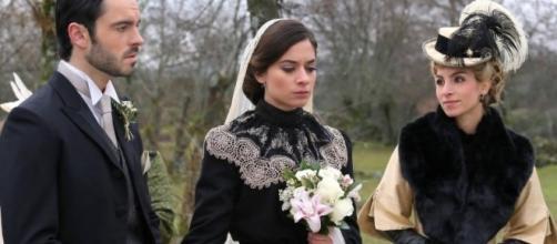 Una Vita, anticipazioni spagnole: Teresa sposa Fernando