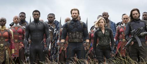 Vengadores: Infinity War puede tener el mayor fin de semana de apertura