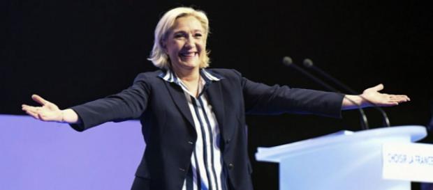 1er mai : Marine Le Pen veut « une autre Europe »