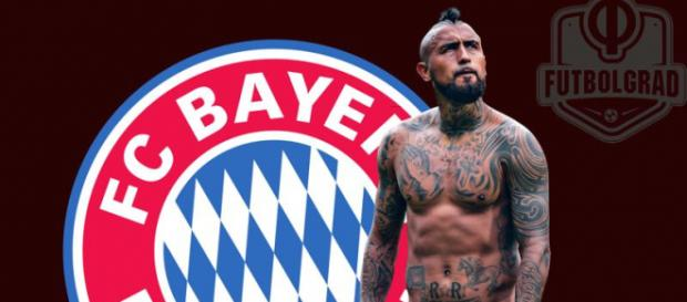 Arturo Vidal and the Art of Football Brutalism - Fussball Stadt - fussballstadt.com