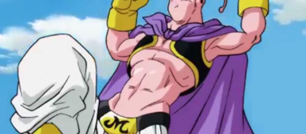 Ball Super: Majin Boo está en plena forma para el Torneo de Fuerza - latercera.com