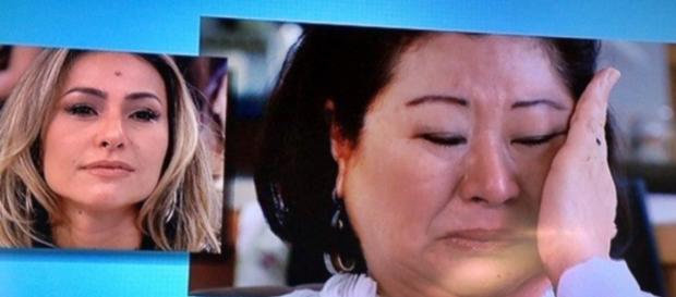 Gravidez de risco de Sabrina Sato preocupa mãe da apresentadora. (foto reprodução).