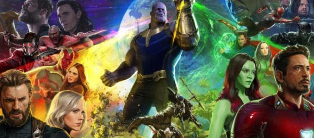 Infinity War ha sido un éxito total de MCU