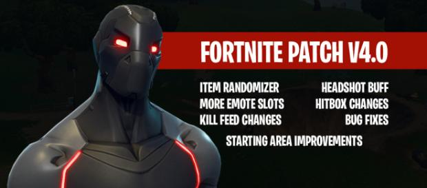 """New """"Fortnite Battle Royale"""" patch added many changes. Image Credit: Own work"""