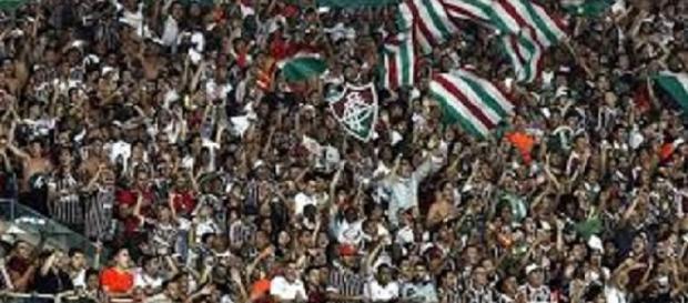 Para prestigiar o Fluminense, tricolores não assistirão final da Liga dos Campeões da Europa. (Foto: Reprodução/Lancepress)