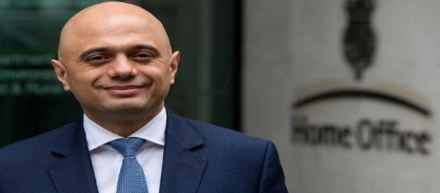 Sajid Javid new Home Secretary via theaustralian.com.au