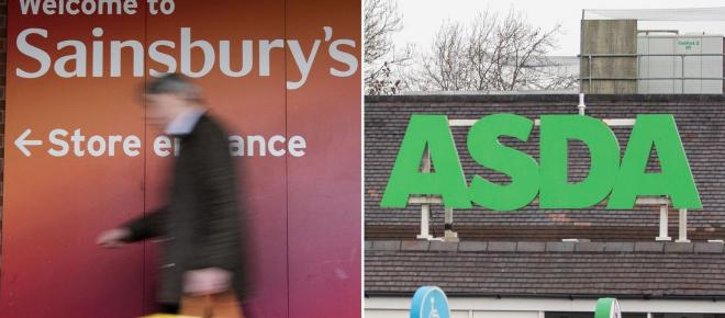 Sainsburys and Asda announce plans to merge