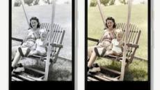 Aplicativo da Google colore fotografias automaticamente