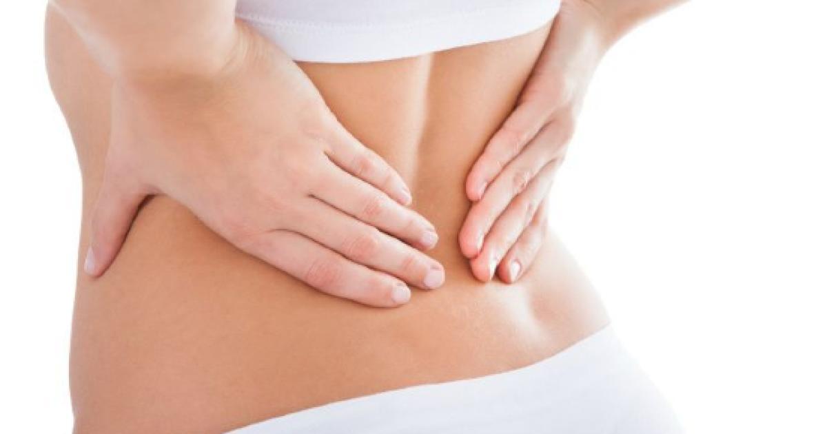 Maniquíes aproximadamente dolor de espalda dorsal
