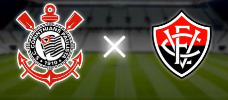 Copa do Brasil: Corinthians x Vitória ao vivo