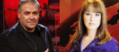 García Ferreras y Gloria Lomana