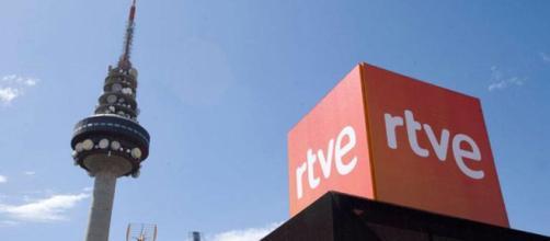 Aspecto de las instalaciones de RTVE. Public Domain.