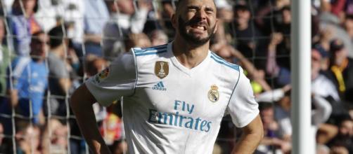 Benzema muy cerca de salir del club merengue